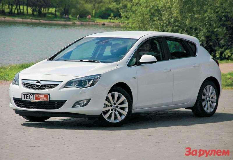 Opel Astra 1.4-Turbo