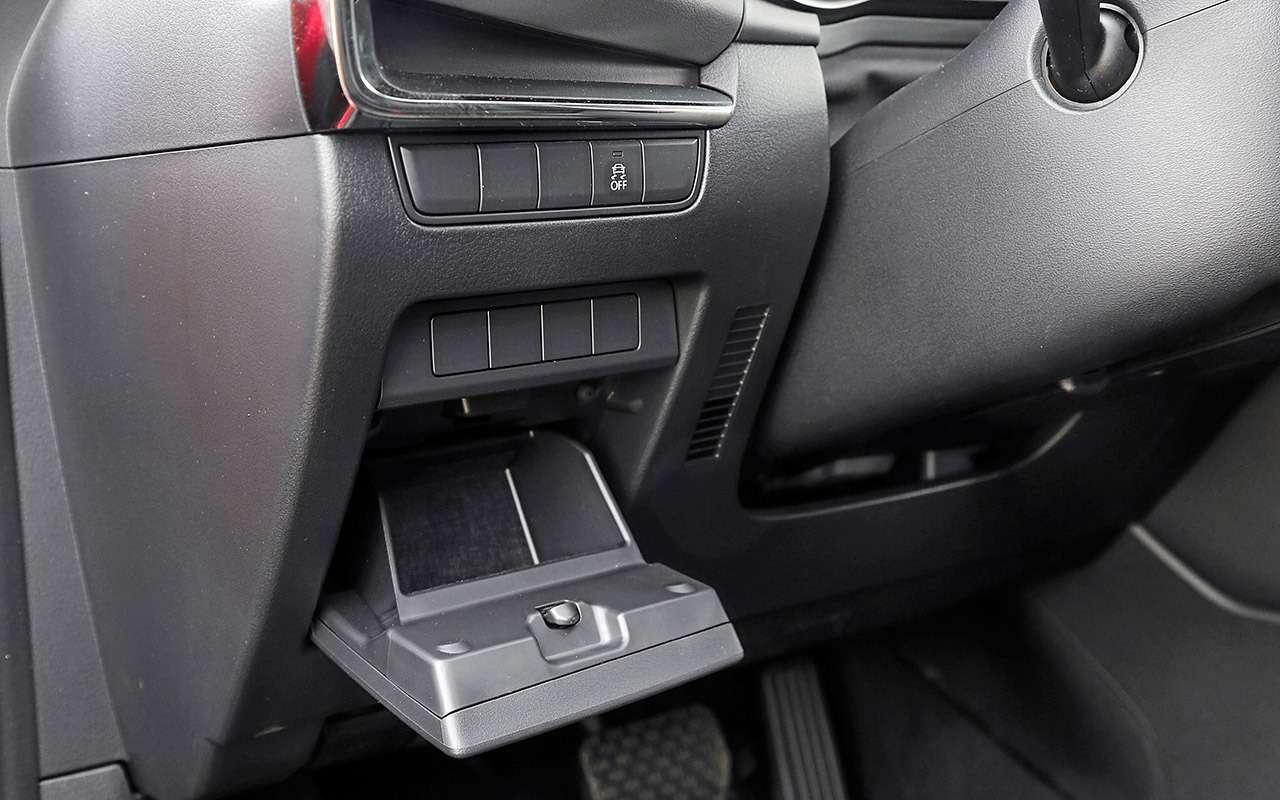 Новая Mazda 3, VWGolf иKia Ceed: большой тест— фото 1007203