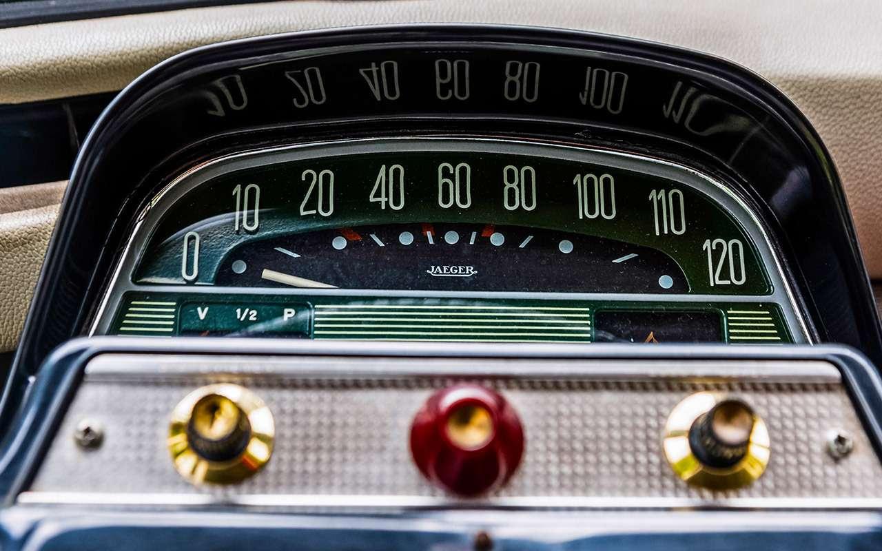 Самый массовый автомобиль Франции— ретротест местной Лады— фото 994521