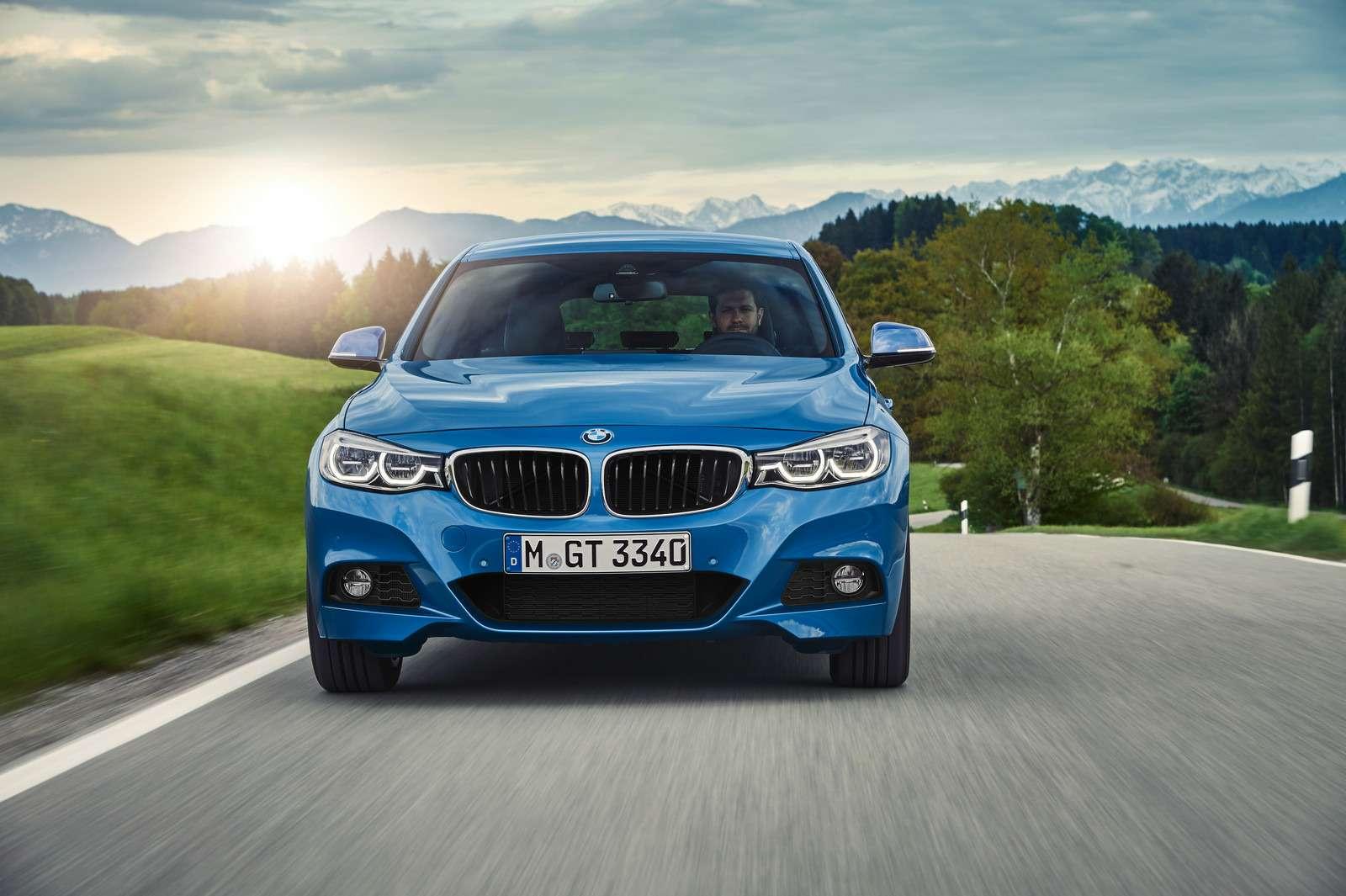 Обновленный BMW 3-й серии GT: урок эффективного менеджмента— фото 593864