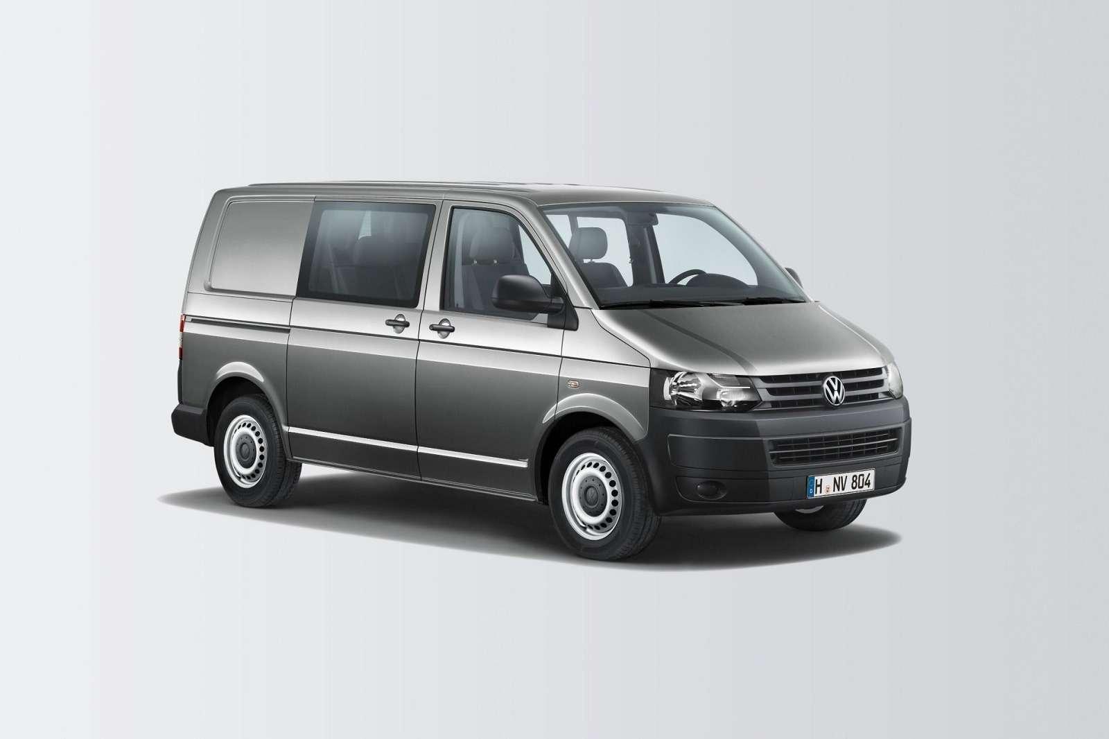 VWв2015 году начнет продажи новой версии Transporter— фото 361630