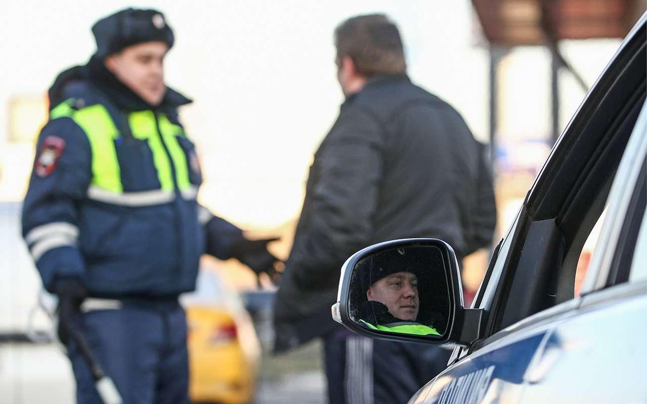 6 фраз, покоторым инспектор ГИБДД опознает опытного водителя— фото 1036332