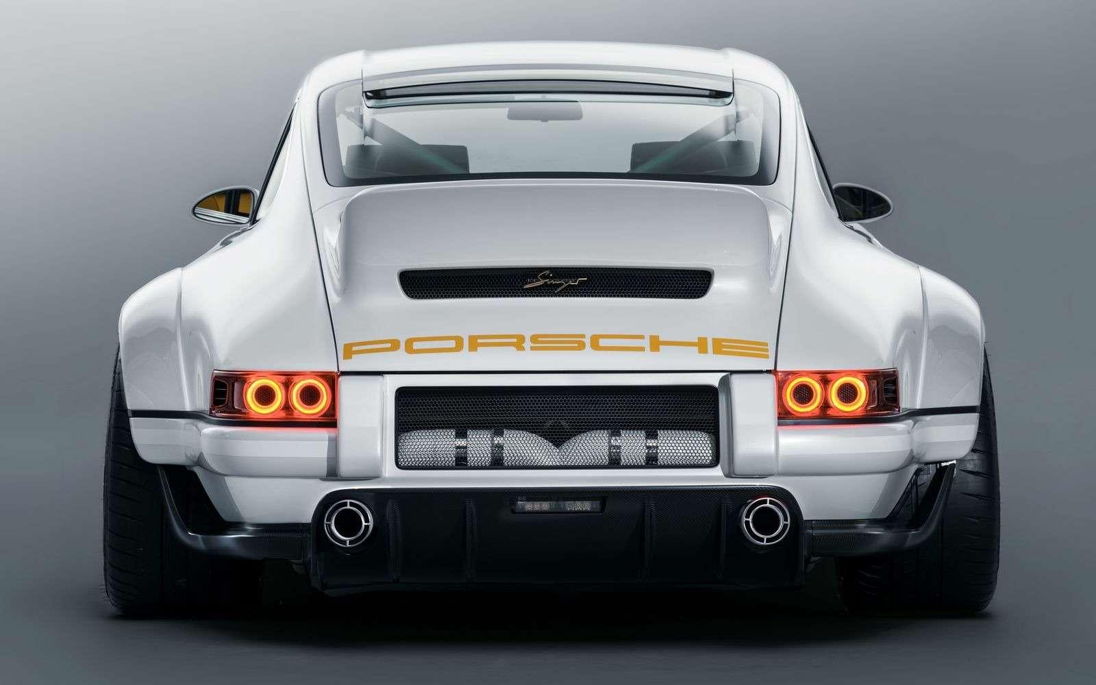 Singer DLS: классический Porsche нановый лад— фото 886669