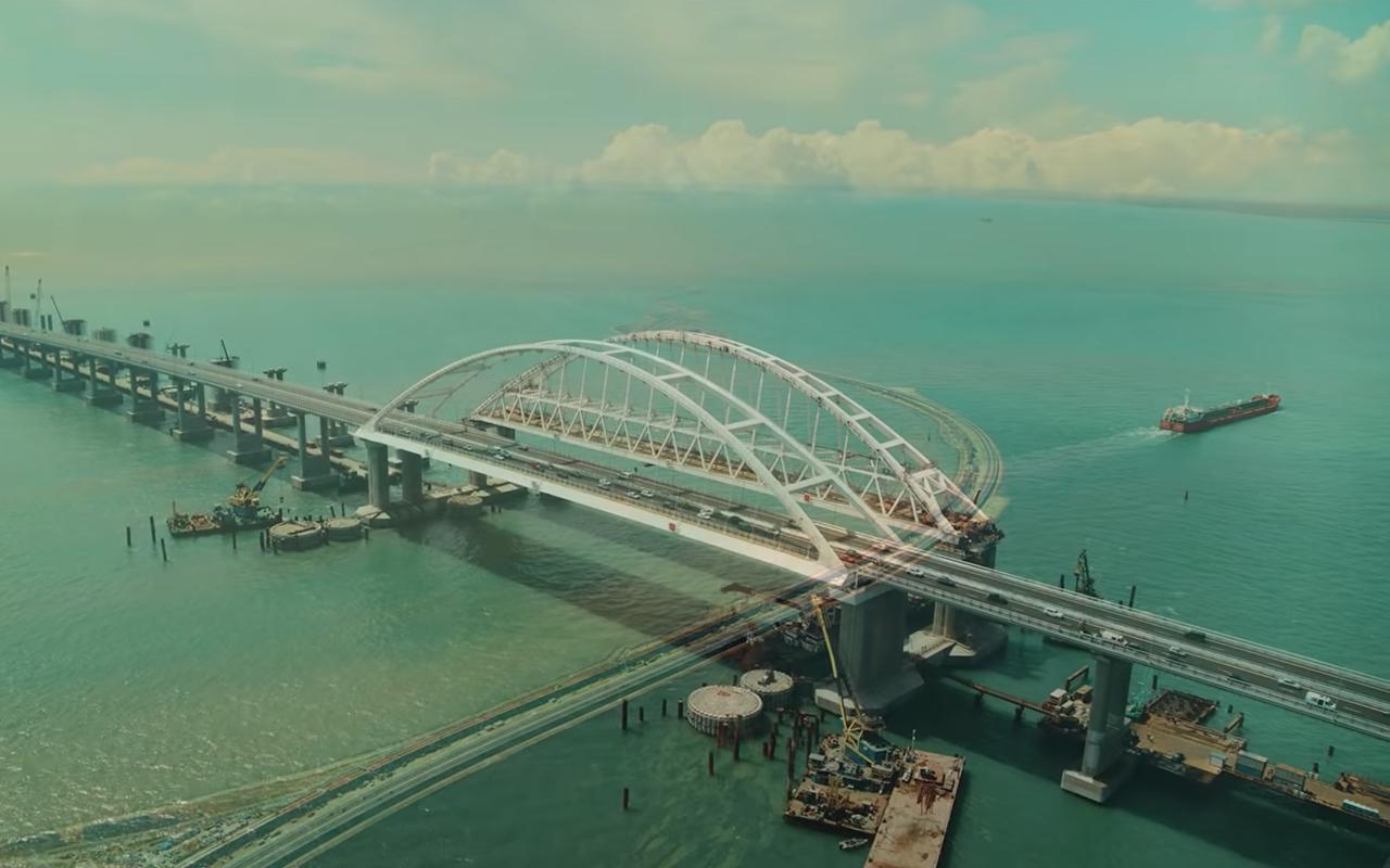 свежие фото крымского моста говорить родителях, которые