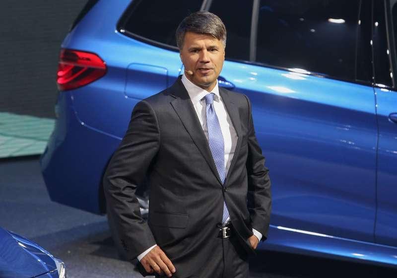 В BMW решили сменить руководителя