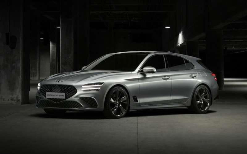 Hyundai делает изседанов универсалы