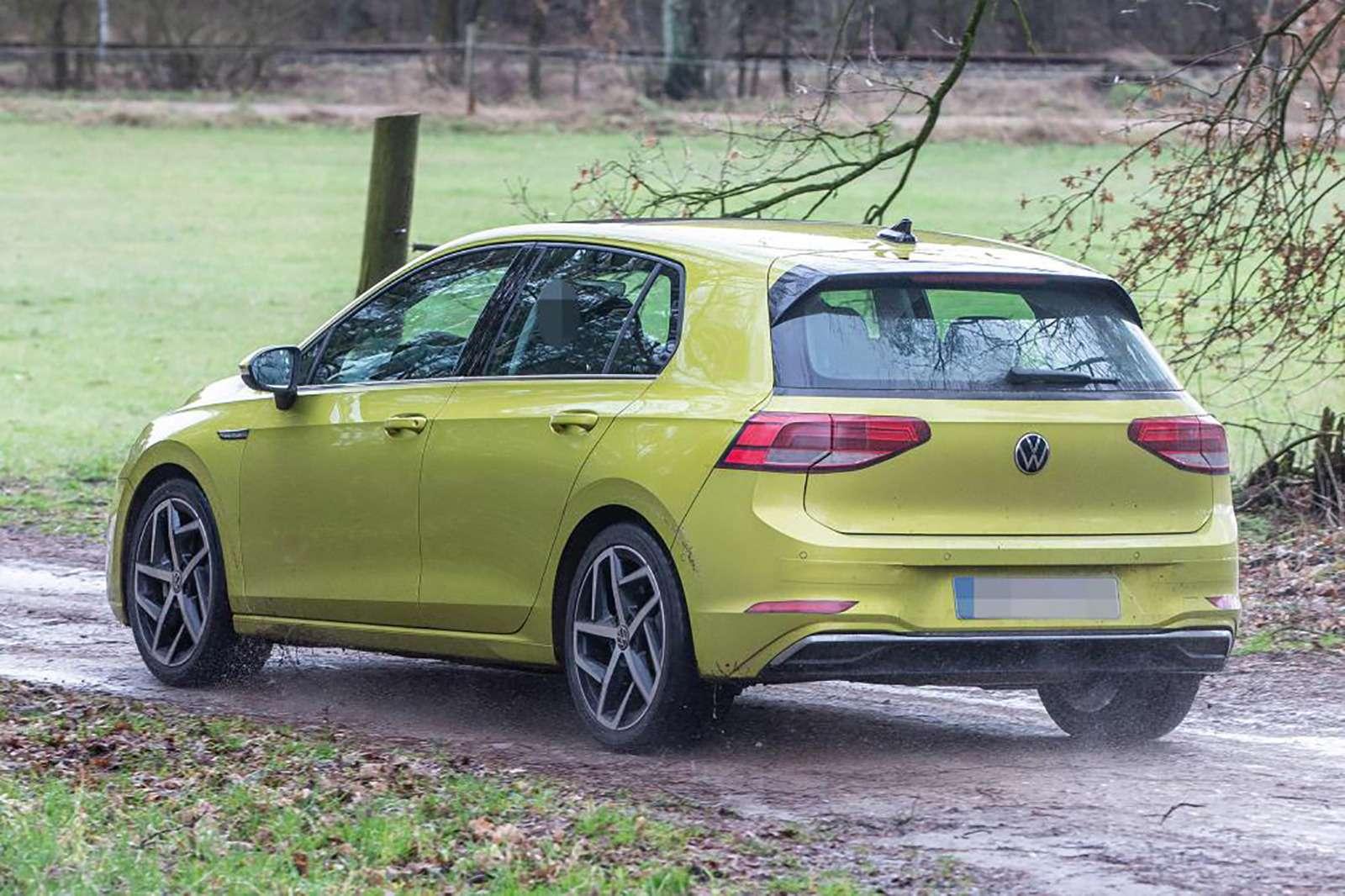 Новый Volkswagen Golf: все изменения воблике— фото 956578