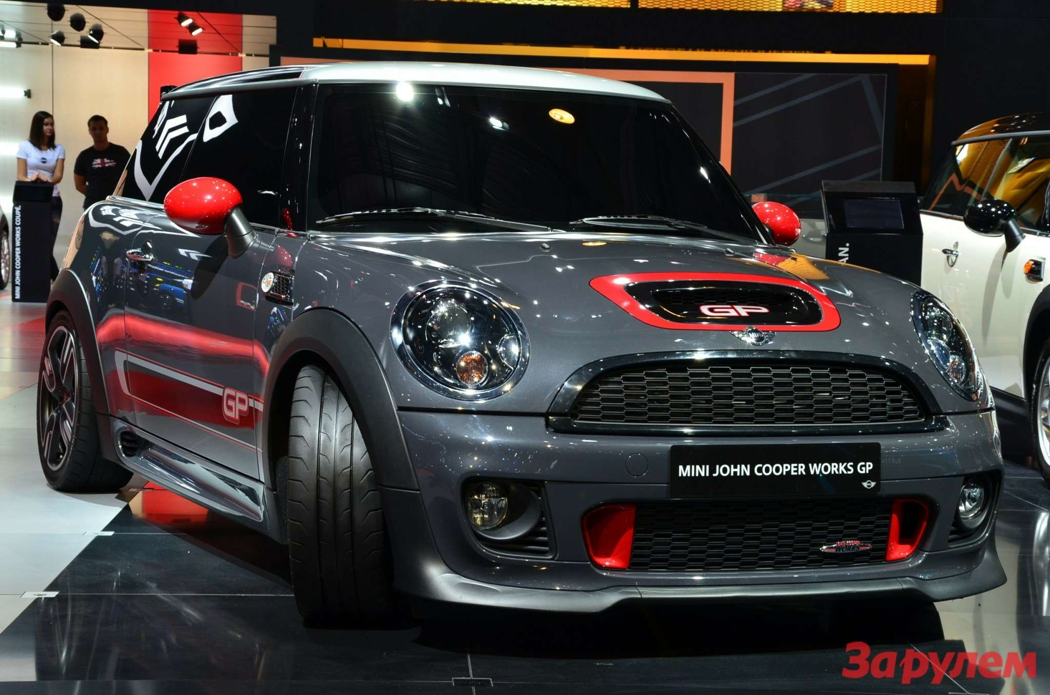 MINI Moscow Motor show 2012_05