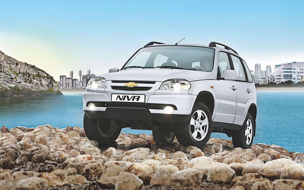 Обновленный УАЗ Патриот иего главные конкуренты: выбираем лучший вариант— фото 906897