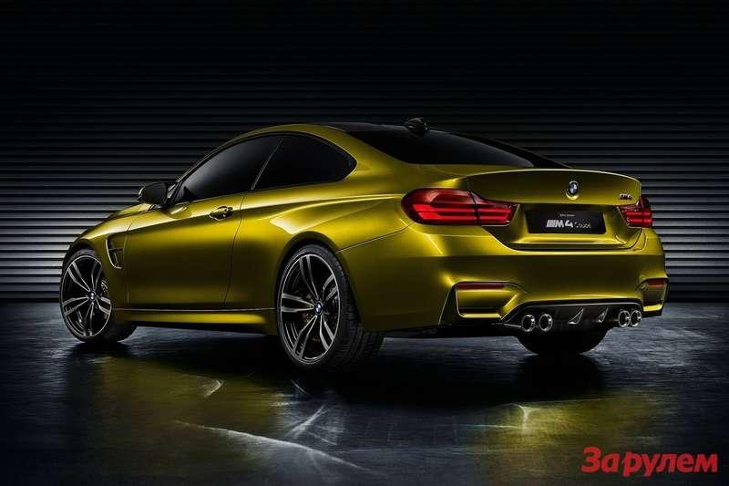 BMWM4Coupe Concept 2013 1600x1200 wallpaper 03