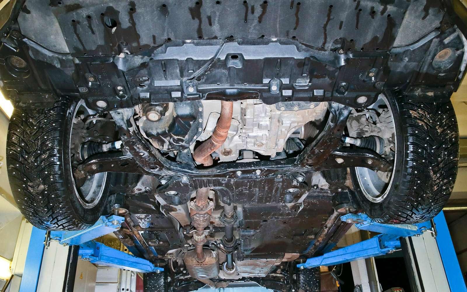 Тест премиум-кроссоверов: Lexus RX350, Cadillac XT5и Jaguar F-Pace— фото 721891