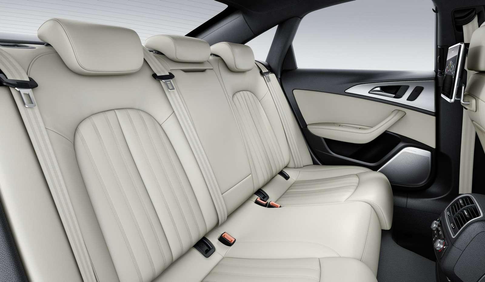 Обновленное семейство Audi A6/A7 хочет понравиться гаджетоманам— фото 579069