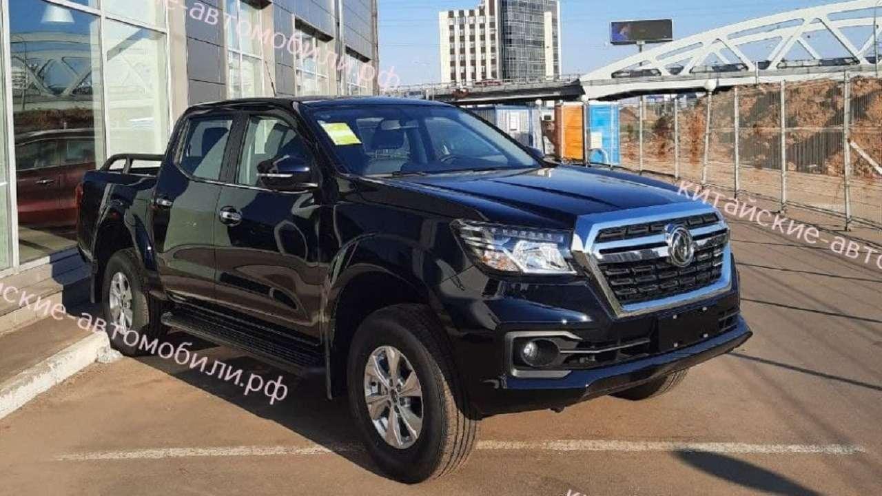 Dongfeng предложит вРоссии недорогую лицензионную копию Nissan— фото 1261750