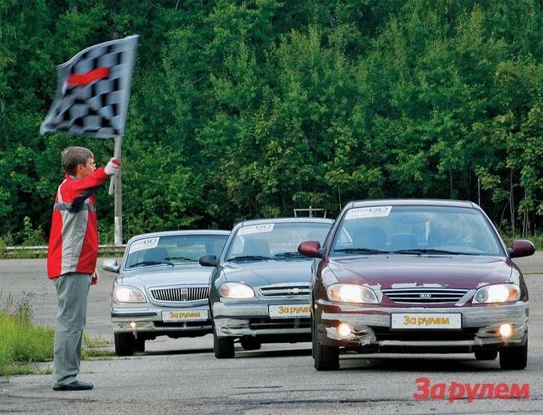 «Спектра» в 2006 году стала победителем зарулевского марафона «60 часов».