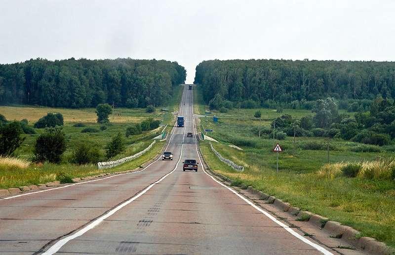 Трасса М3«Украина»