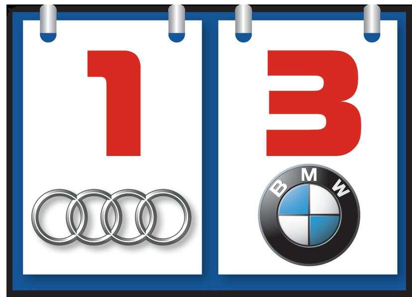BMW320d иAudi A4