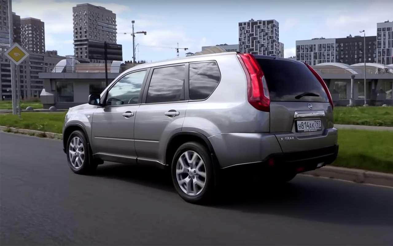 Nissan X-Trail навторичке: список проблем (длинный)— фото 1197788