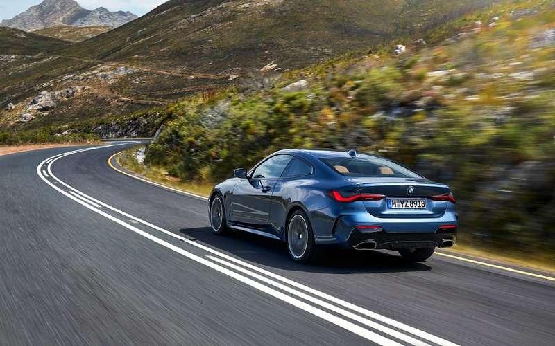 Объявлены цены идата старта продаж BMW 4-й серии Coupe
