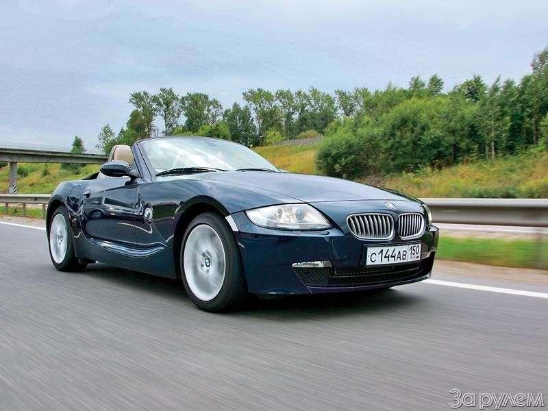 BMWZ4. Для влюбленных вскорость— фото 68103