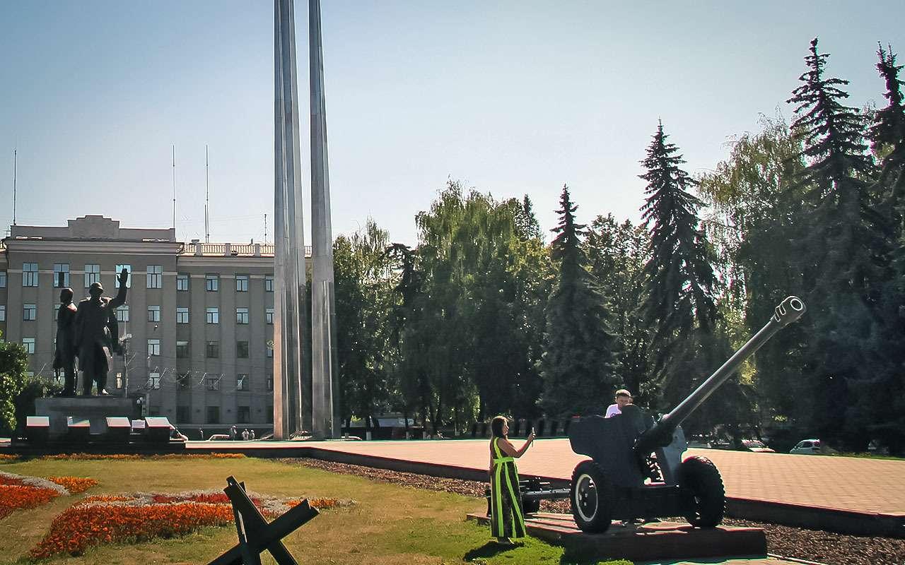 Навыходные вТулу: памятник блохе, лучшие пряники иместное пиво— фото 780524