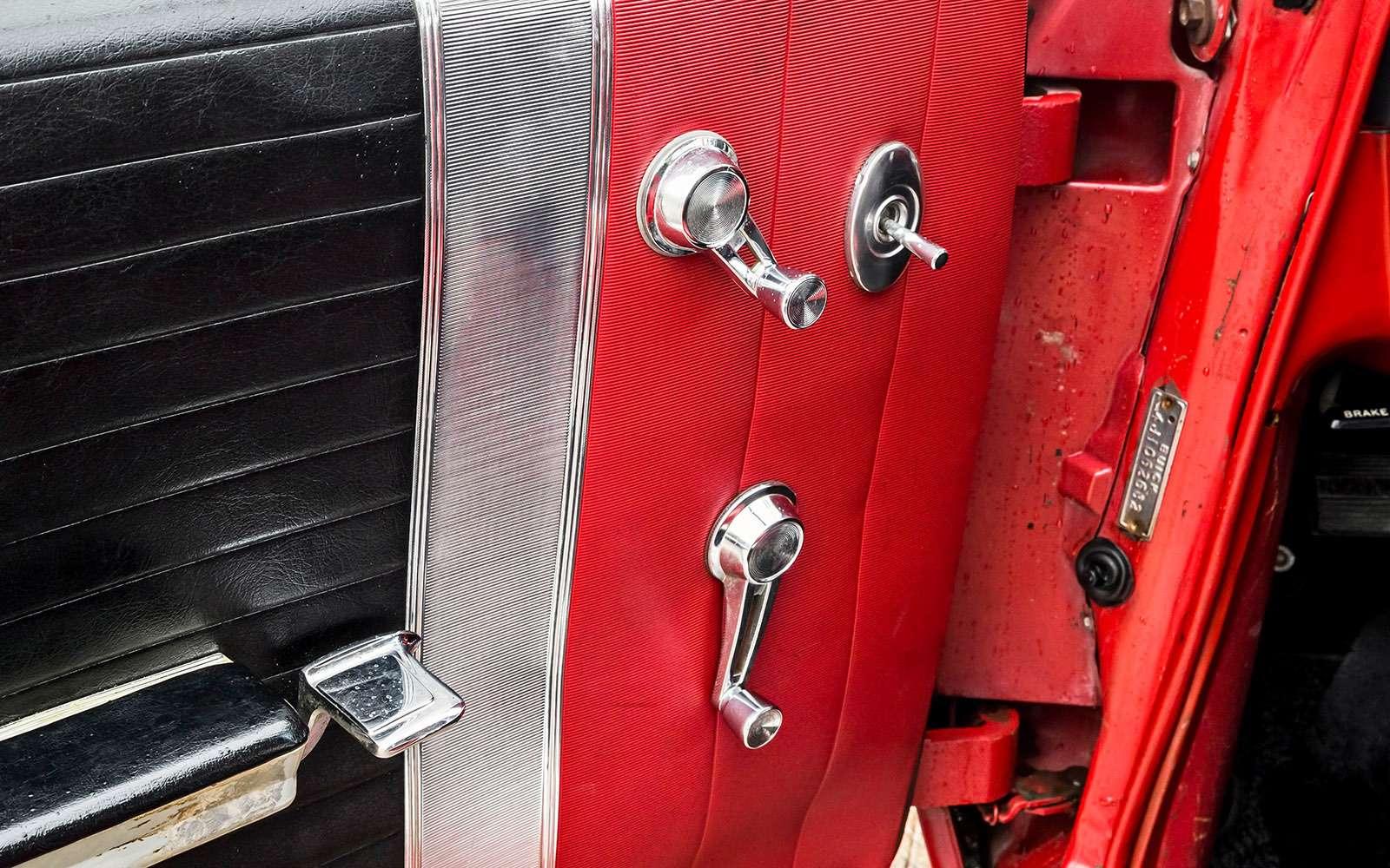 Buick LeSabre— ретротест перекачанного физкультурника— фото 766481