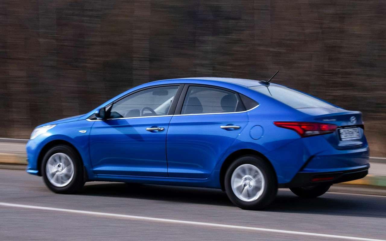 Hyundai Solaris 2020: расходы насодержание иремонт— фото 1124863