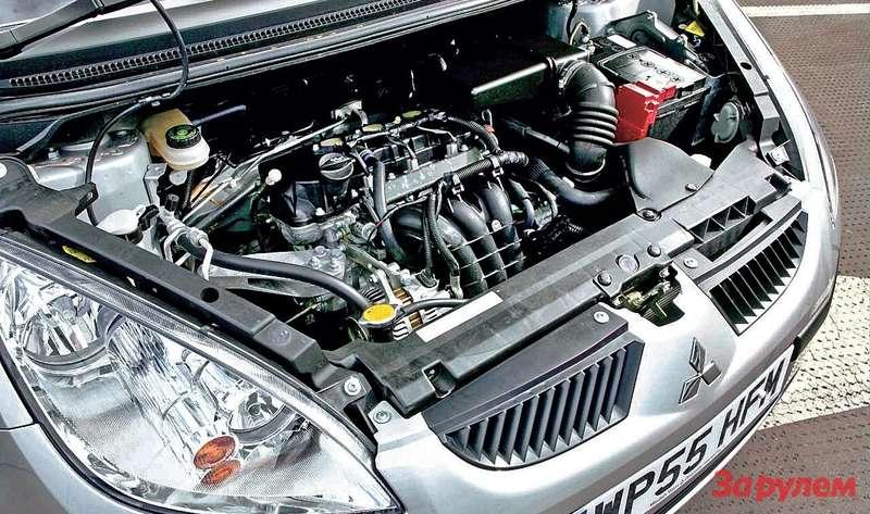 Нароссийский рынок поставляли только машины сбензиновыми двигателями 1,3и 1,5л. Моторы надежные ичасто работают без поломок более 200 тыс. км.