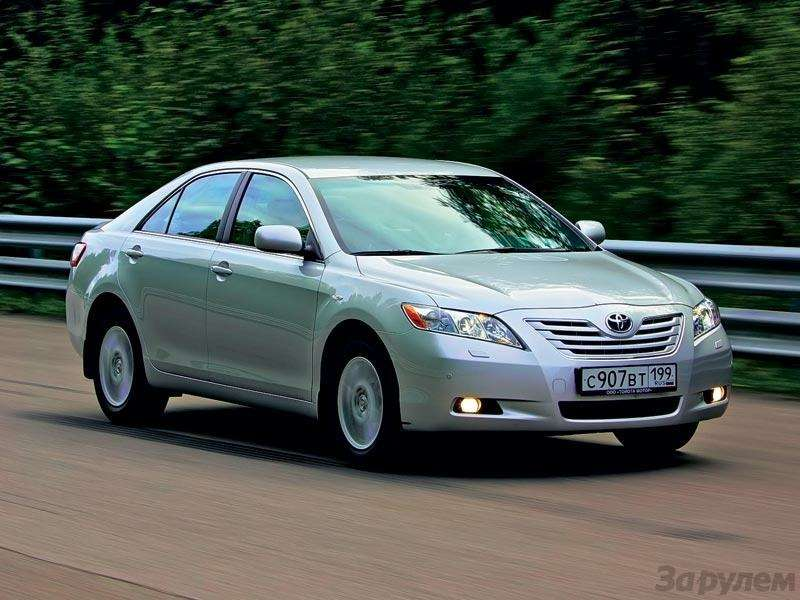 Тест Toyota Camry, Nissan Teana, Skoda Superb: Чудеса геополитики— фото 89508