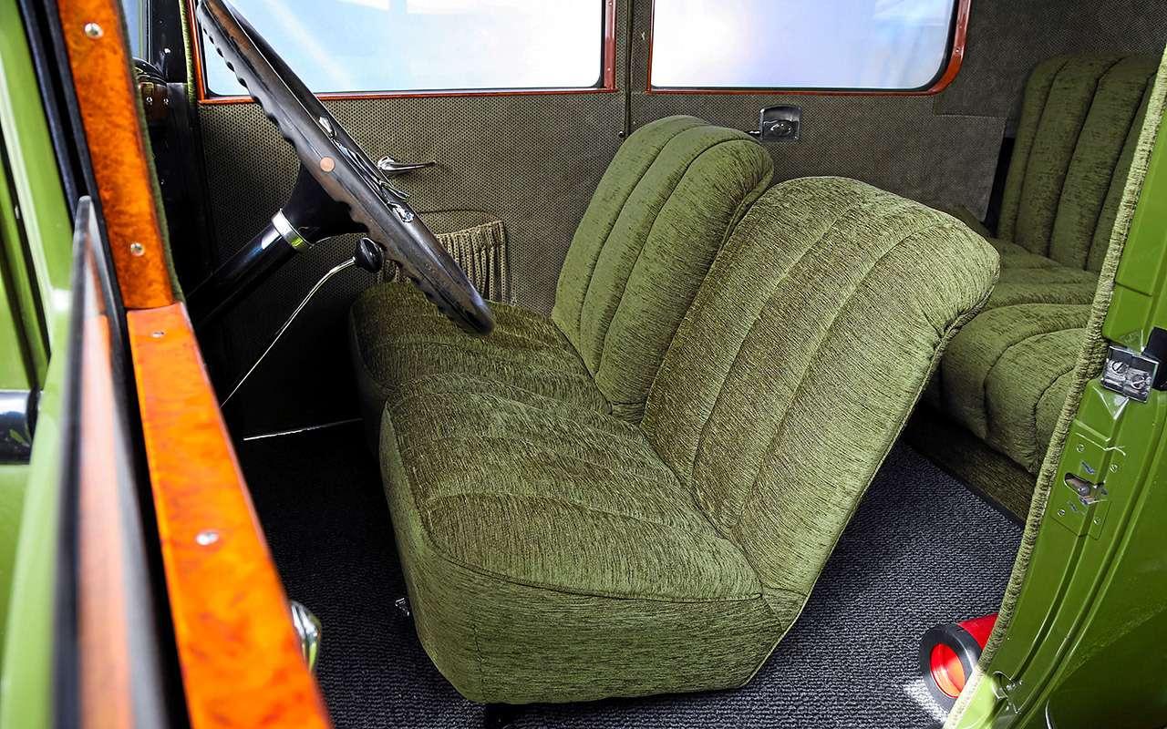 Ретромобиль Buick 40как лекарство отдепрессии— фото 934450