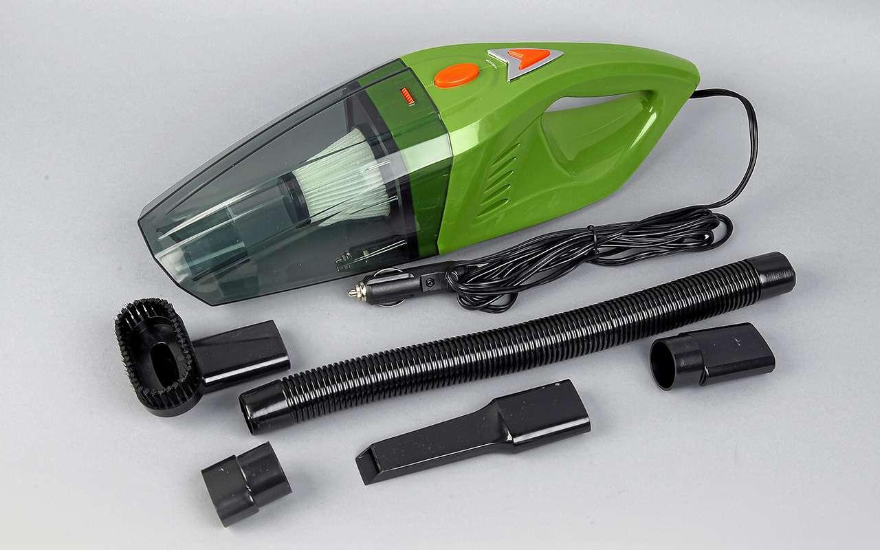 Пылесосы для «мокрого дела»: экспертиза «За рулем» - фото 1165907