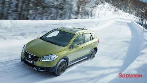13 SX4 S CROSS Dynamic
