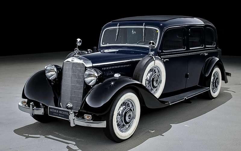 Mercedes-Benz 260D, 1936