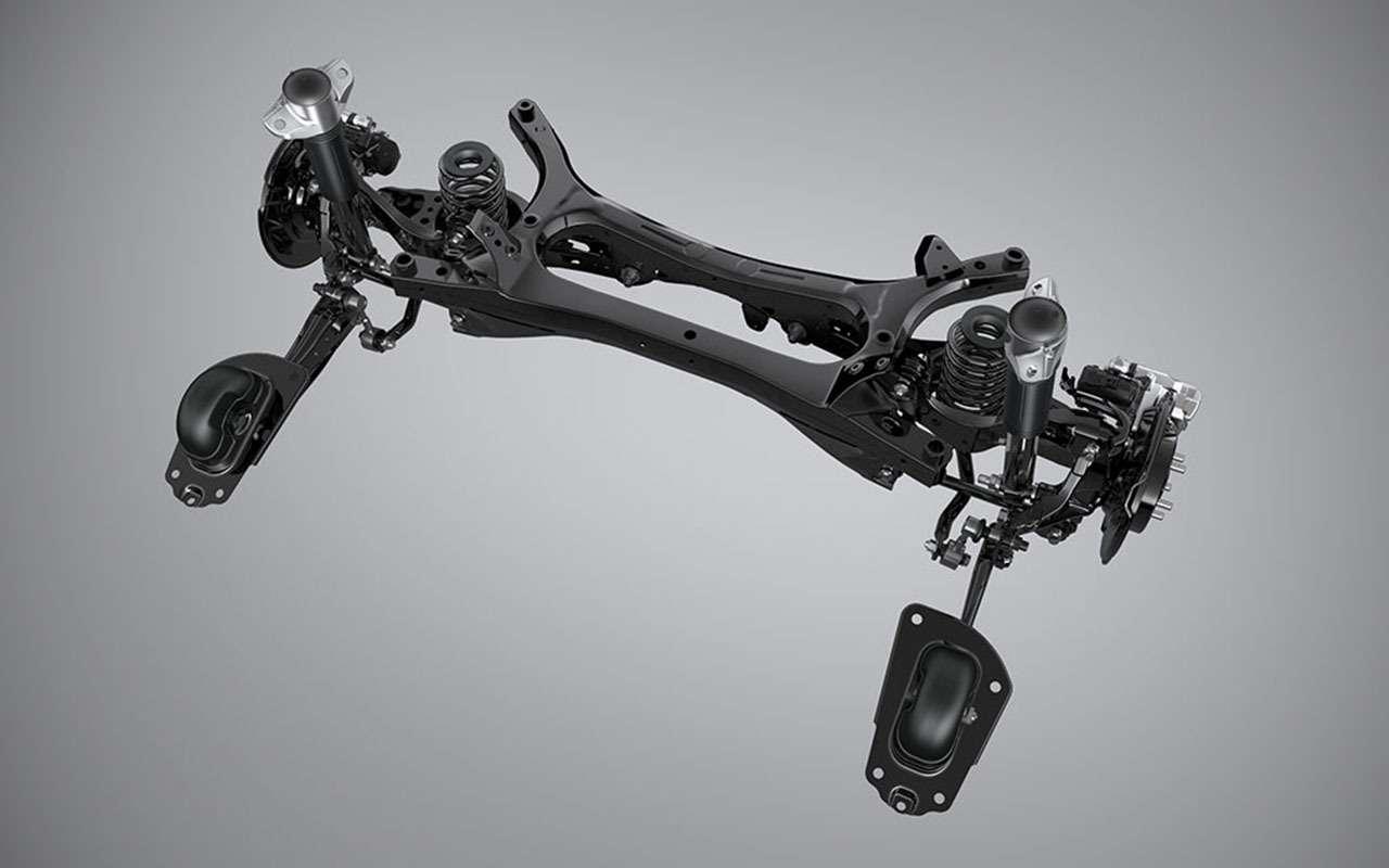 Новая Toyota Corolla появится вРоссии состарым мотором— фото 946749