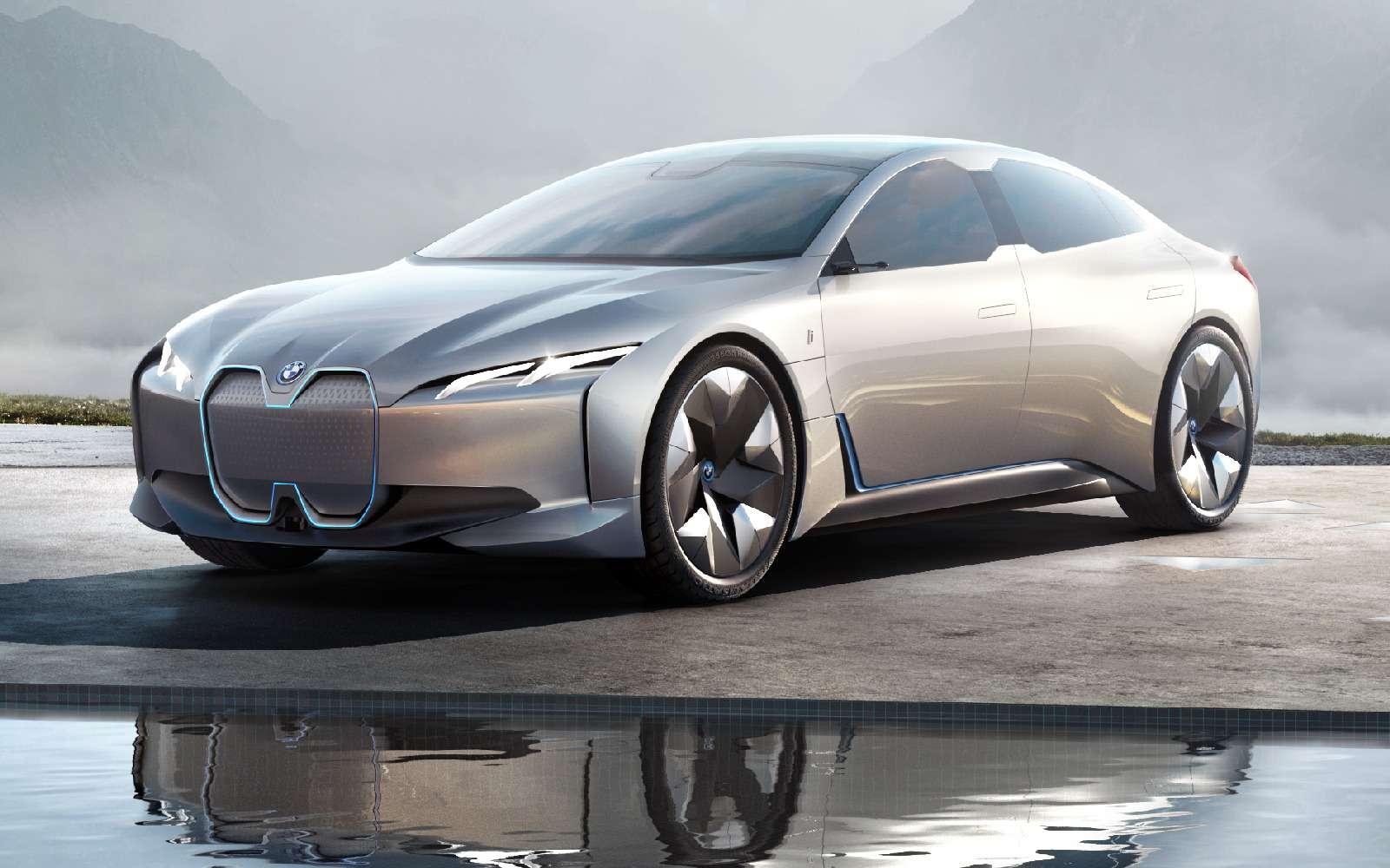 25новых моделей BMW: только на«батарейках»— фото 824122