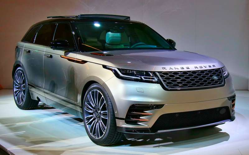 the range rover velar bonkers. Black Bedroom Furniture Sets. Home Design Ideas