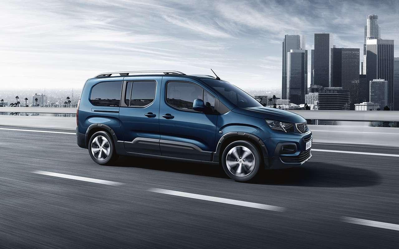 7 интересных Peugeot, которых нет вРоссии (плюс бонус!)— фото 900917