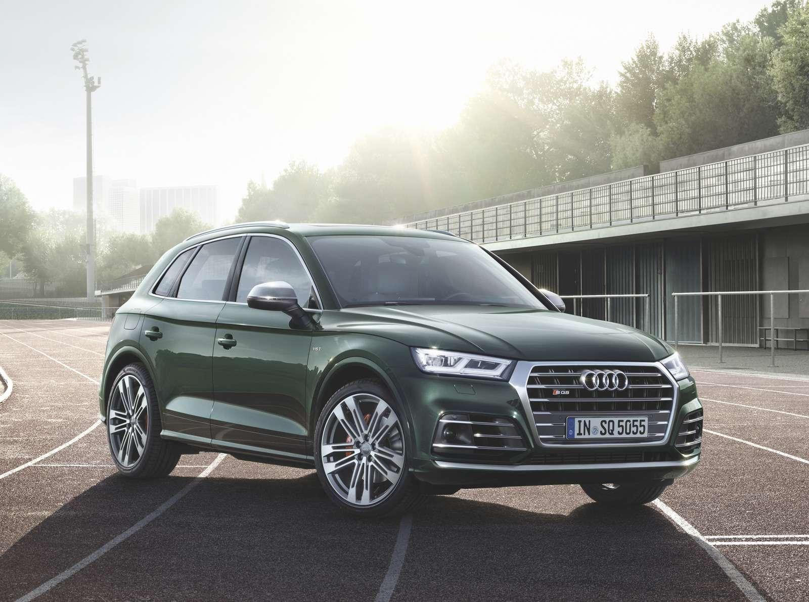 Audi объявила цены наспортивный Q5в России— фото 741778