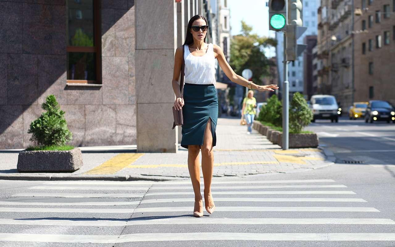 8 заповедей пешеходов— вывсе исполняете?— фото 1263788