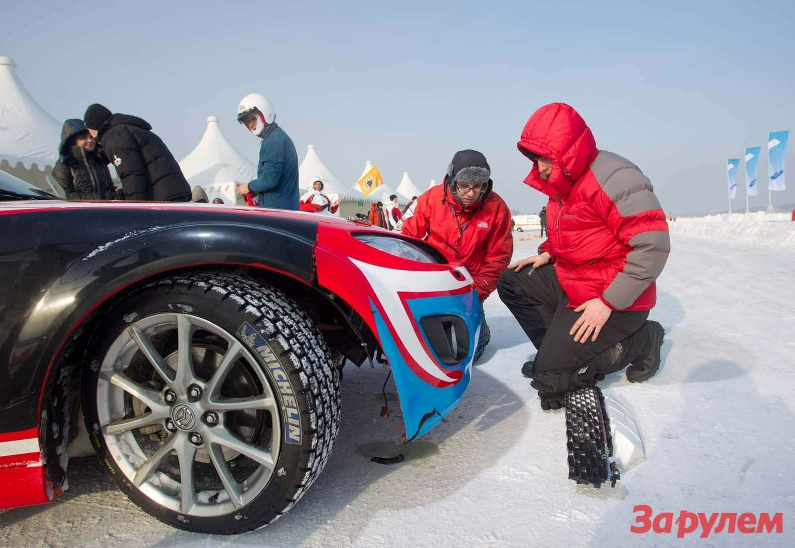 Mazda MX 5 Ice Race 2013      170
