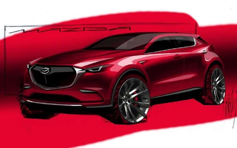 Mazda CX-5 сменит имя иплатформу