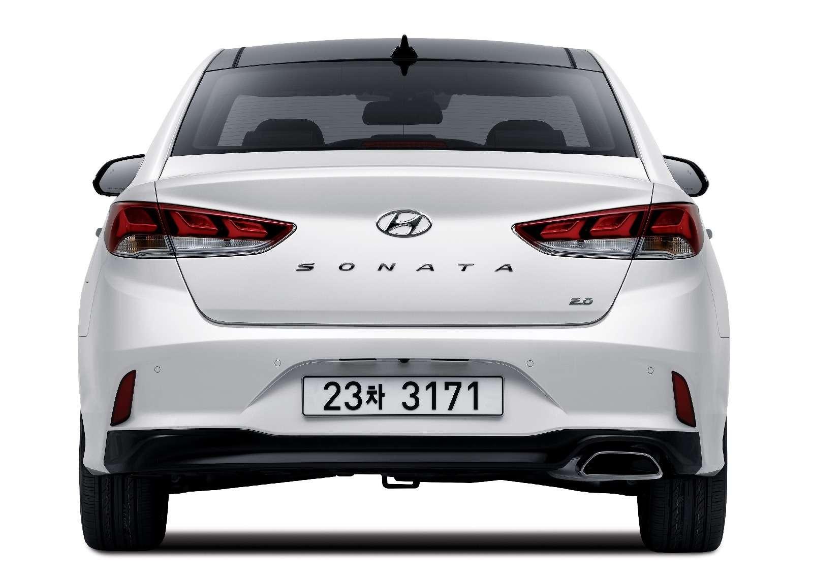 Hyundai Sonata возвращается вРоссию— фото 786733