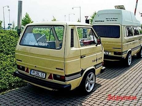 Фольксваген транспортер каравелла т3 транспортер т4 двигатели