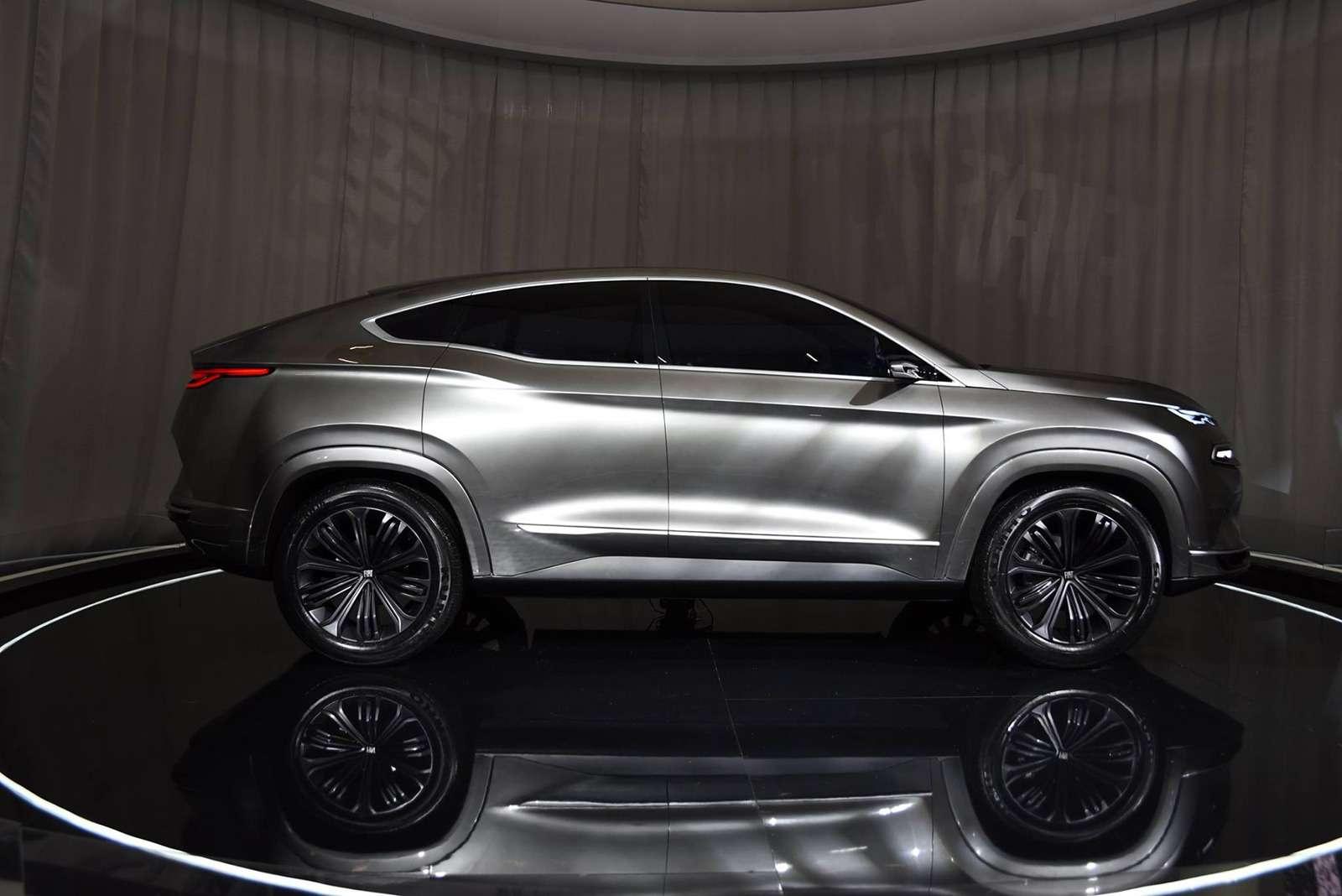 Fiat показал купе-кроссовер. Это будущий конкурент Renault Arkana!— фото 920721