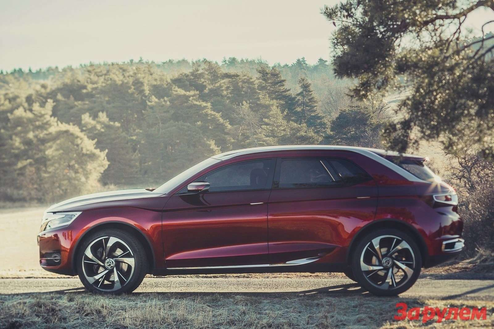 Citroen DS Wild Rubis Concept 2013 1600x1200 wallpaper 06