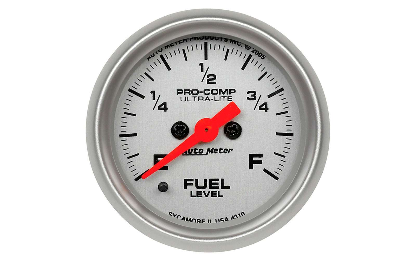 Уровень топлива