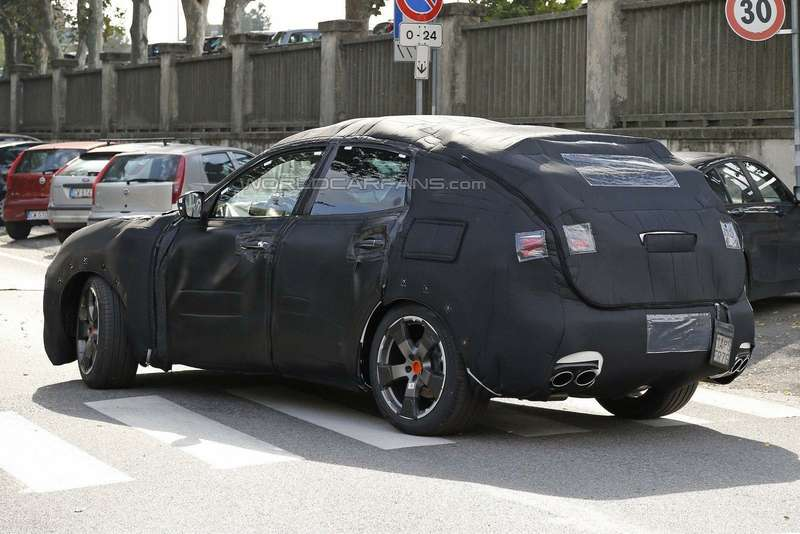 MaseratiL4
