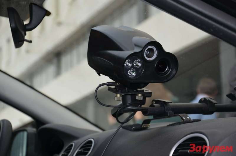 Парктрон. Мобильная видеофиксация нарушений правил парковки