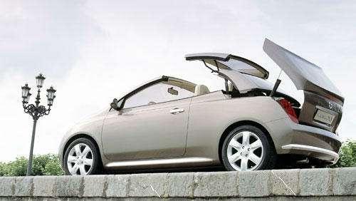 Nissan Micra C+C появится вЕвропе в2005 году— фото 97008