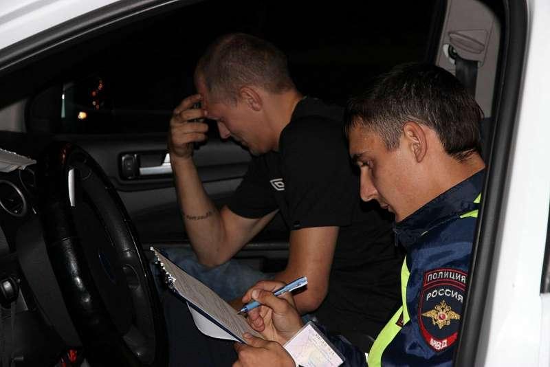 МВД намерено ужесточить наказание заповторное пьяное вождение