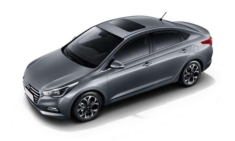 Hyundai Solaris получит новый двигатель мощностью 99л.с.